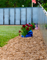 untitled (10 of 79)Plainfield Township Vietnam Memorial 2017